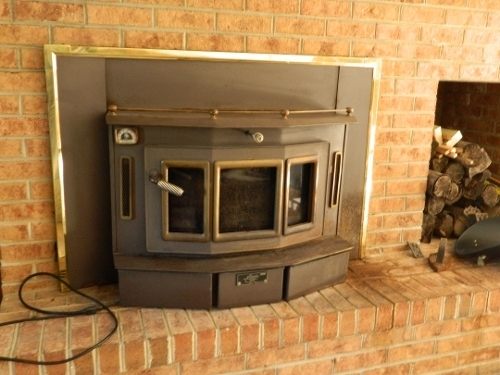 APPALACHIAN WOOD STOVE FIREPLACE INSERT OR FREESTANDING. Model 36-BW  (catalytic equipped). Good condition. $500 or best offer. Call 302-436-5974. - The Guide - Email Advertiser